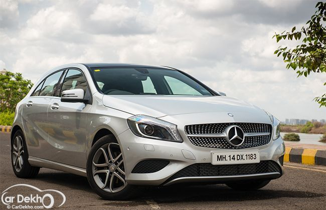 Mercedes benz gets a tremendous response from compact cars for Mercedes benz compact car