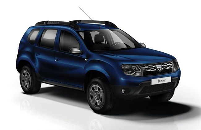 limited edition duster and lodgy unveiled for 2015 geneva motor show dacia celebrates 10th. Black Bedroom Furniture Sets. Home Design Ideas