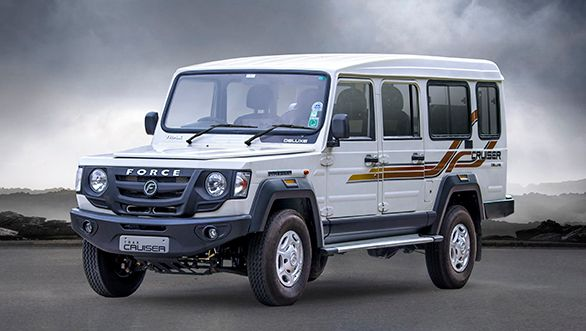 Force Suv Car Price In India