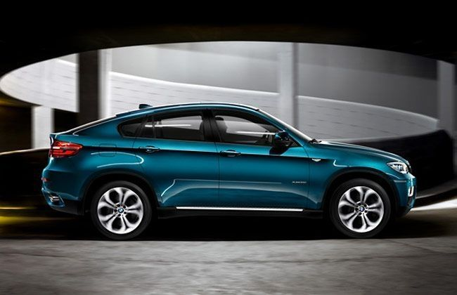 New Bmw X6 Crossover In Making Launch By Late 2014