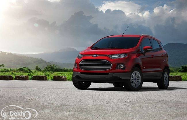 Ford Ecosport features revealed, Chevrolet Enjoy launched ...