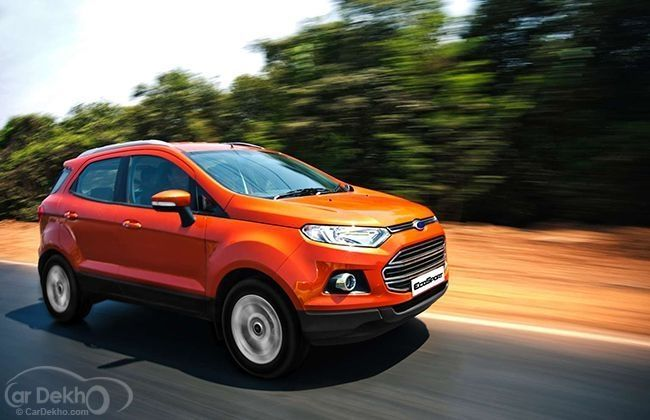 Image Result For Ford Ecosport On Road Price In Mumbai