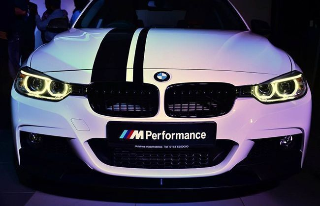 Auto Loan Calculator >> BMW launches M Performance Accessories for 1 Series, 3 ...