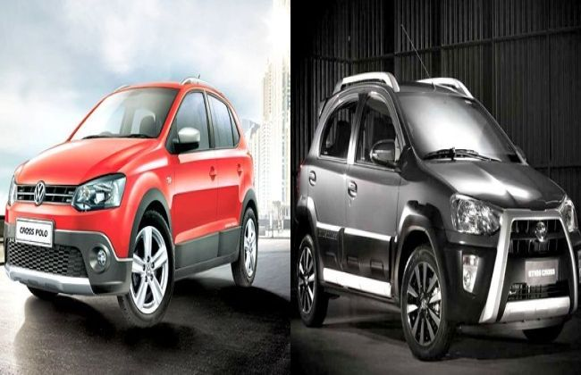 Toyota Etios Cross Vs Vw Cross Polo Safety And Features