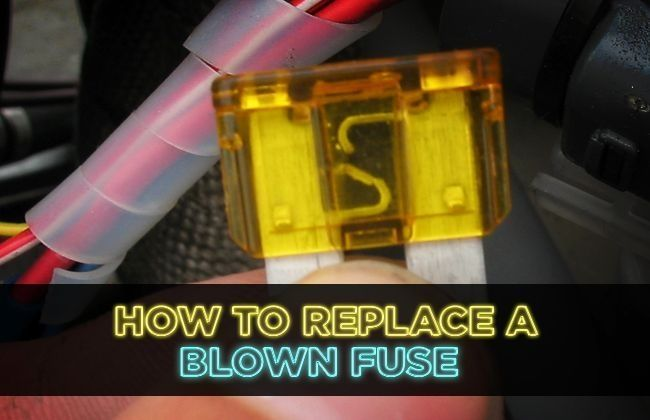 How to replace a blown fuse articles cardekho