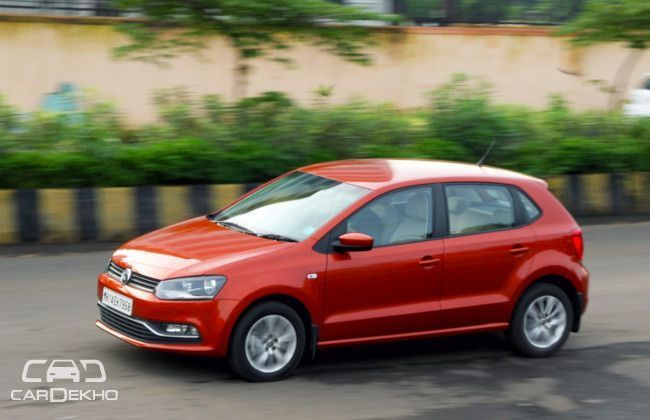 volkswagen polo allstar heading to india. Black Bedroom Furniture Sets. Home Design Ideas