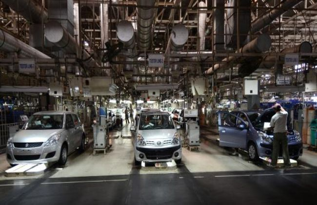 production layout of maruti cars Layout: front-engine  with over 30 years of production, maruti 800 remains the second  cars produced during the early years were essentially suzuki oem.