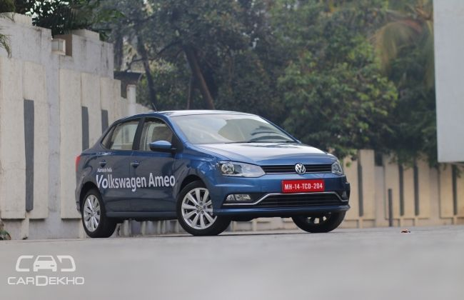 Volkswagen Ameo compact sedan launched at Rs 5.24 lakh