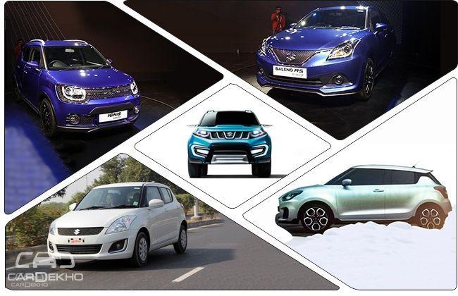 5 Upcoming Maruti Suzuki Cars The Names Will Surprise