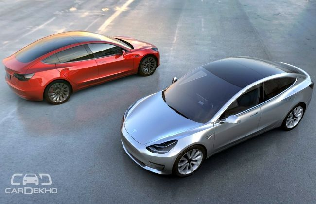 india bound tesla model 3 will be equipped with full self driving hardware. Black Bedroom Furniture Sets. Home Design Ideas