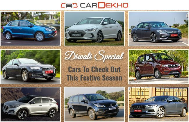 Diwali Special: Cars To Check Out This Festive Season