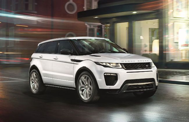 Range Rover Evoque Petrol Launched At Rs 53 20 Lakh