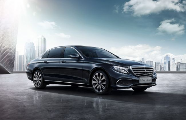 Confirmed – Mercedes-Benz E-Class Long-Wheelbase Coming To India