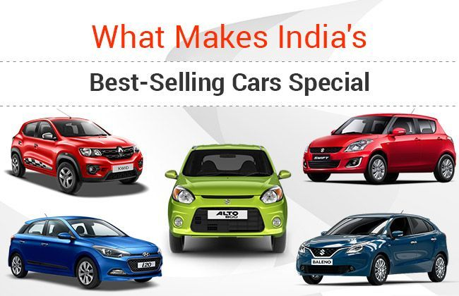 What Makes India's Best-Selling Cars Special
