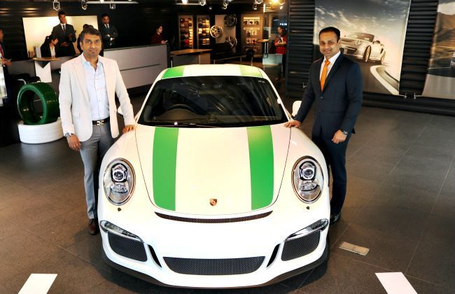India's Only Limited Edition Porsche 911 R Arrives In Bengaluru