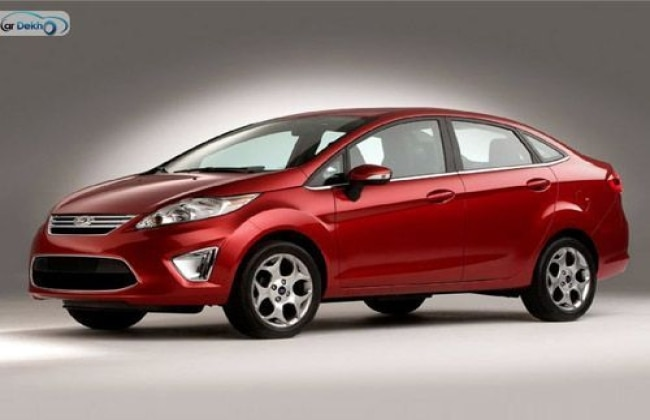 Honda Roadside Assistance >> New Ford Fiesta to be launched by 2011 in India | CarDekho.com