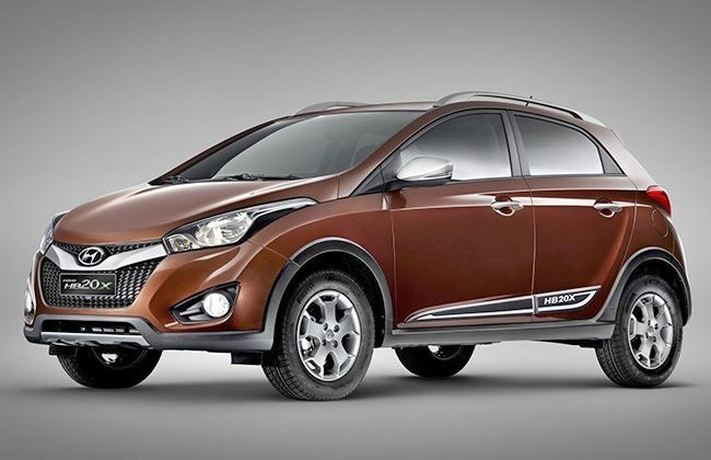 hyundai india to launch compact suv in 2014 motorbeam autos post. Black Bedroom Furniture Sets. Home Design Ideas