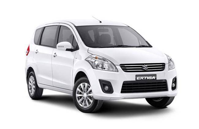 Suzuki Ertiga Facelift Launched in Indonesia | CarDekho.com