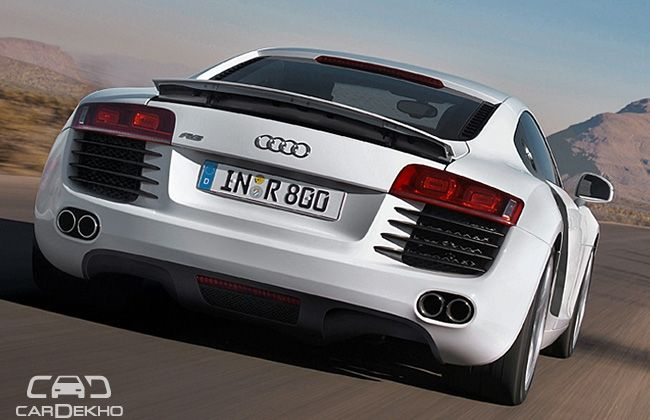 Audi R Price Images Review Specs Mileage - Audi car r8 price in india