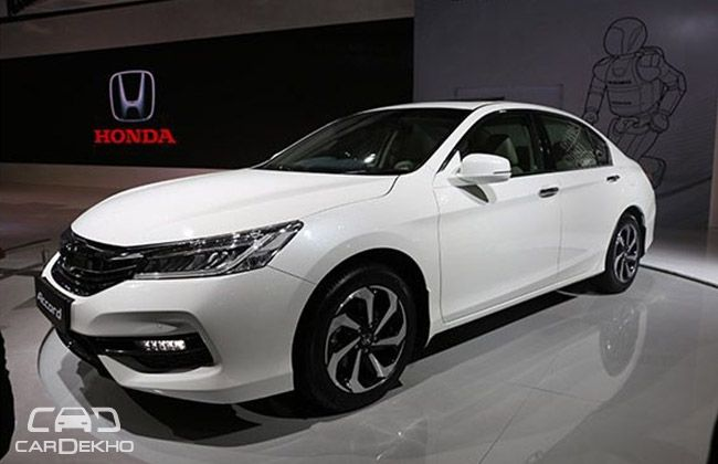 Honda Accord Price, Launch Date in India, Review, Mileage & Pics ...