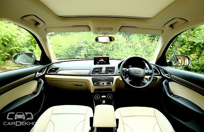 Audi Q3 Pictures See Interior Amp Exterior Audi Q3 Photos