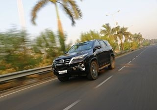 Toyota Fortuner Diesel Review Expert Review