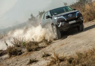 Toyota Fortuner Petrol Review Expert Review