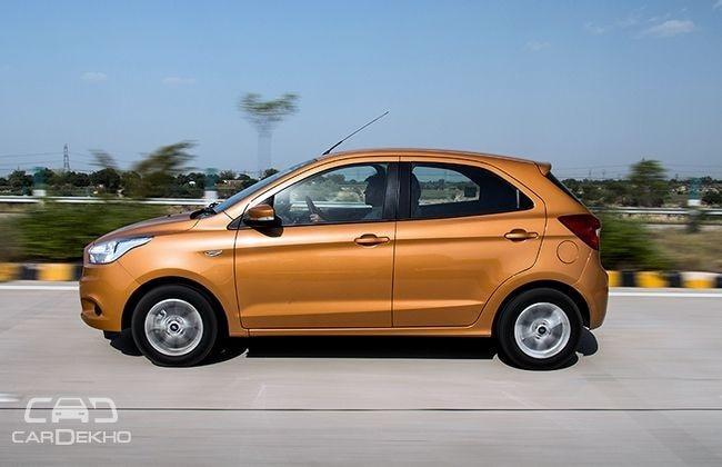 Ford Figo Side