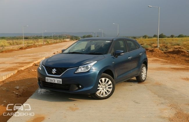 Maruti Baleno On Road