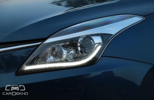 Maruti Baleno Headlamp