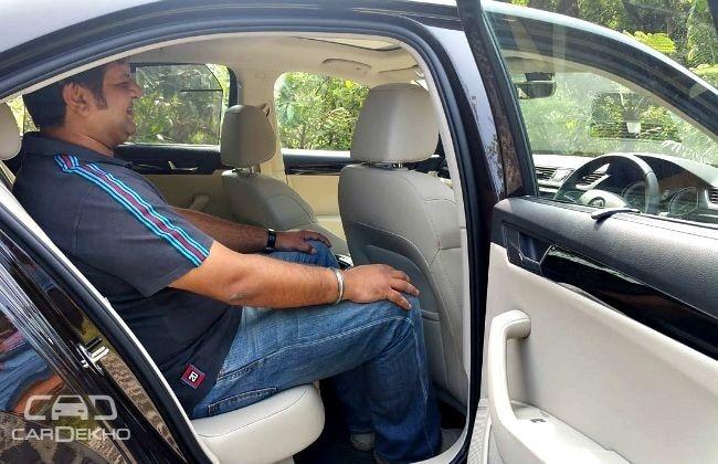 Harman Kardon Car Audio: New Skoda Superb: First Drive Review
