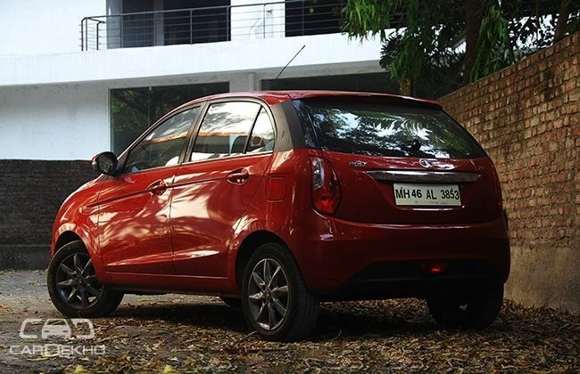 Tata Bolt Back View