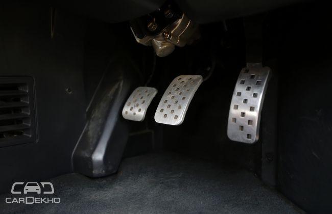 DC Avanti pedals