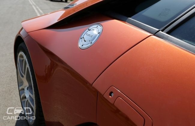 DC Avanti door handle