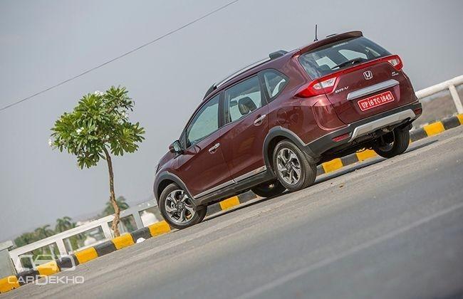 Honda Br V Vs Mobilio What S Different Business Standard News