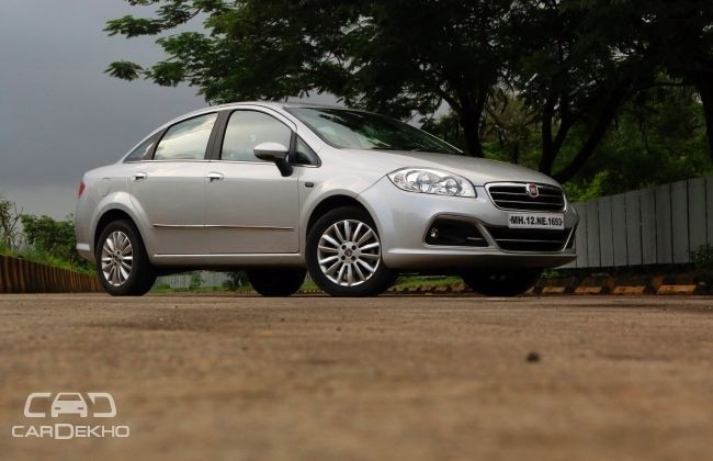 Fiat Linea Price In India With Offers Pictures Full