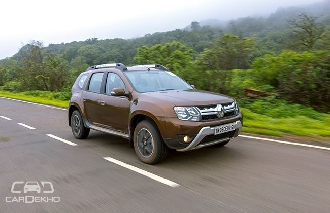 renault to launch duster petrol automatic with a 1 5 litre. Black Bedroom Furniture Sets. Home Design Ideas