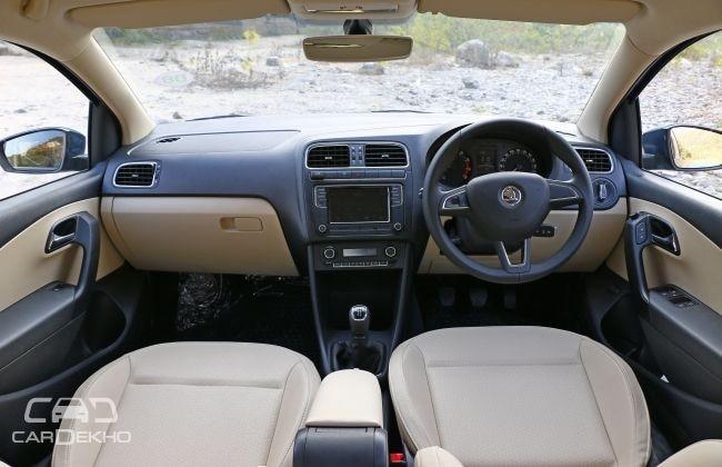 New Skoda Rapid Interior