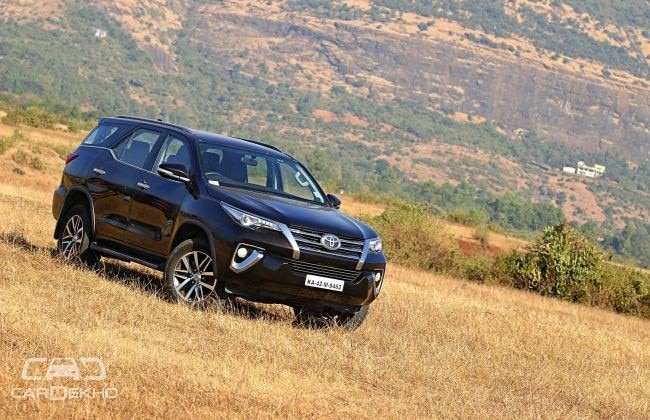 Toyota Fortuner Diesel Review
