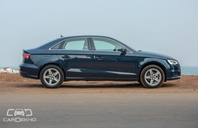 Audi A3 facelift launched in India - Price starts from INR 30.5 lakh