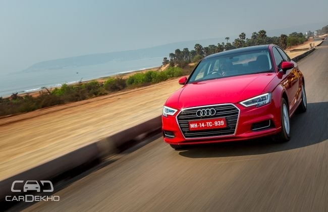 New Audi A3 Sedan Facelift Launched In India; Starts At INR 30,50000