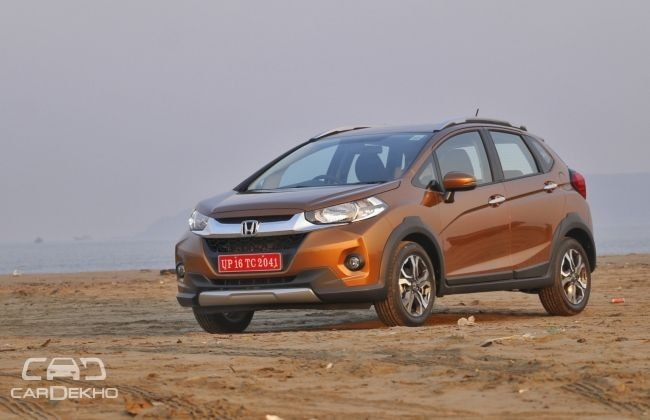 Honda WR-V launch on 16 March, pre-bookings commence