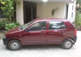 Maruti Alto 800