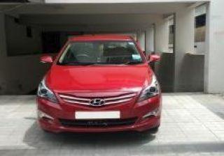 Hyundai Verna 2016-2017