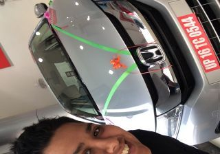 Honda City 2015-2017